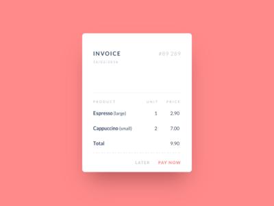 Invoice Invoice Design Invoicing Invoice Template