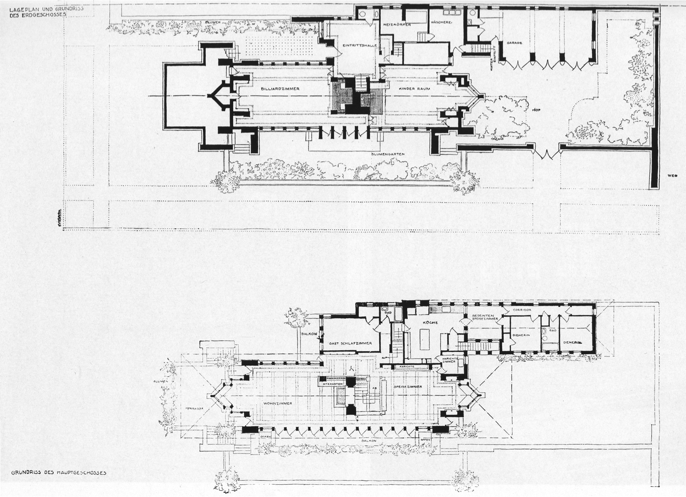 chicago home blueprints. 23 Buildings You Shouldn t Miss in Chicago If Are An Architect robie house1317938569633 png  1400 1015 Frank Lloyd Wright