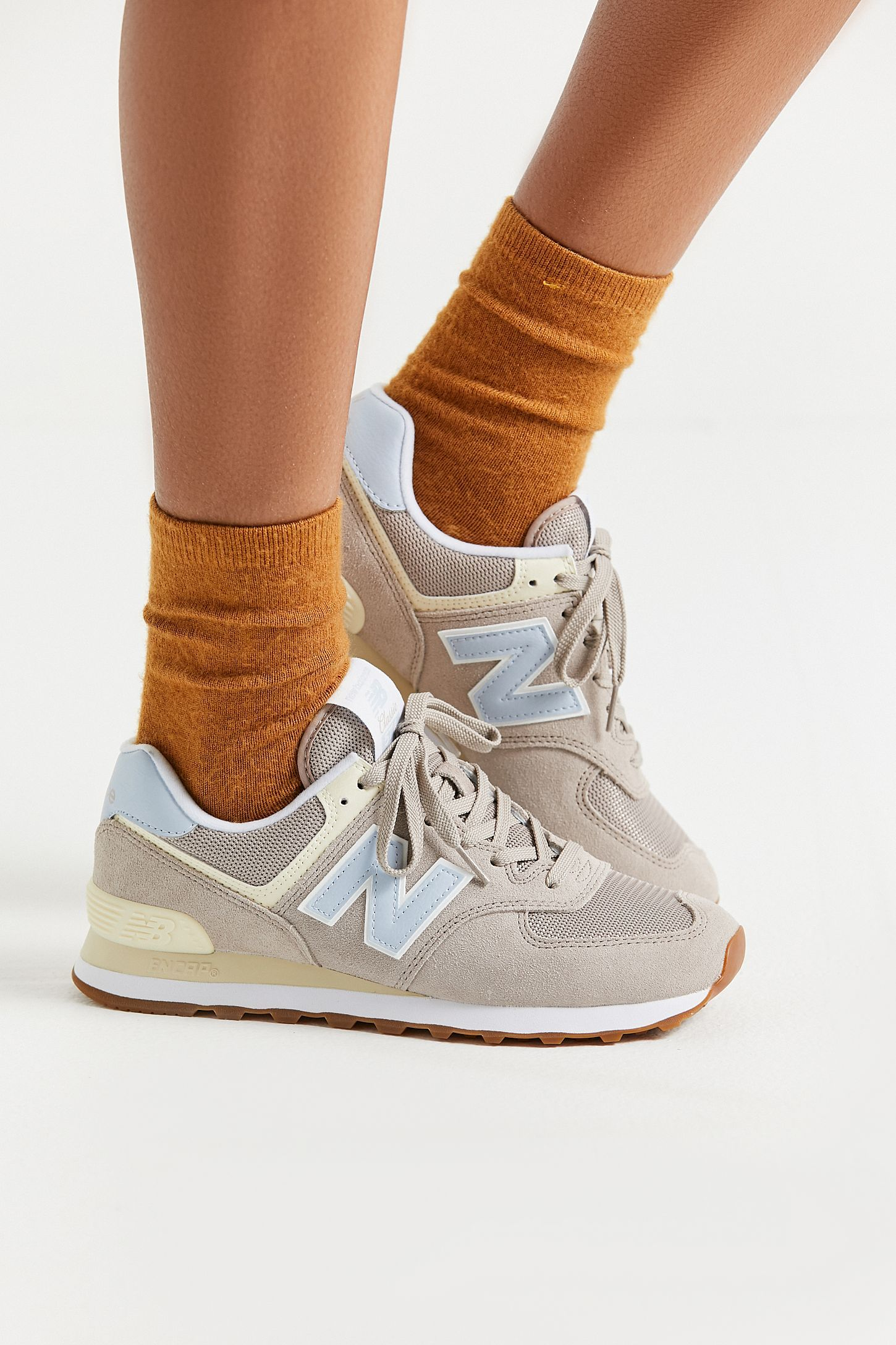 New Balance 574 Summer Dusk Sneaker | footwear in 2019 | New
