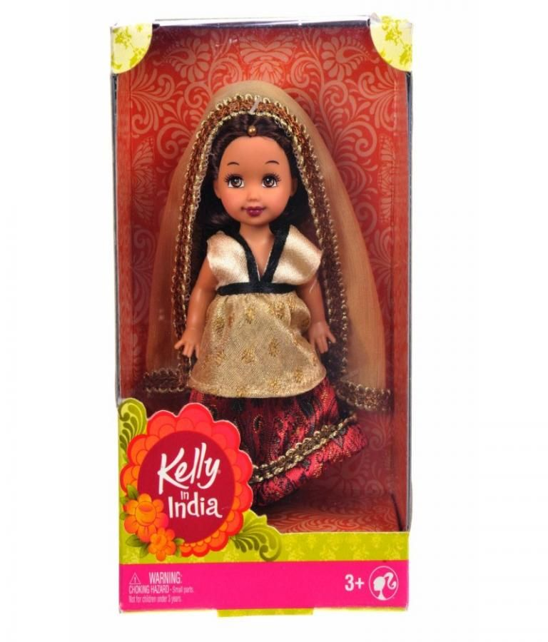 Barbie Kids Toy  Kelly In India  Offer Price Rs.299/-
