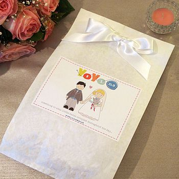 Childs Wedding Activity Bag Goody BagsWedding FavoursKids