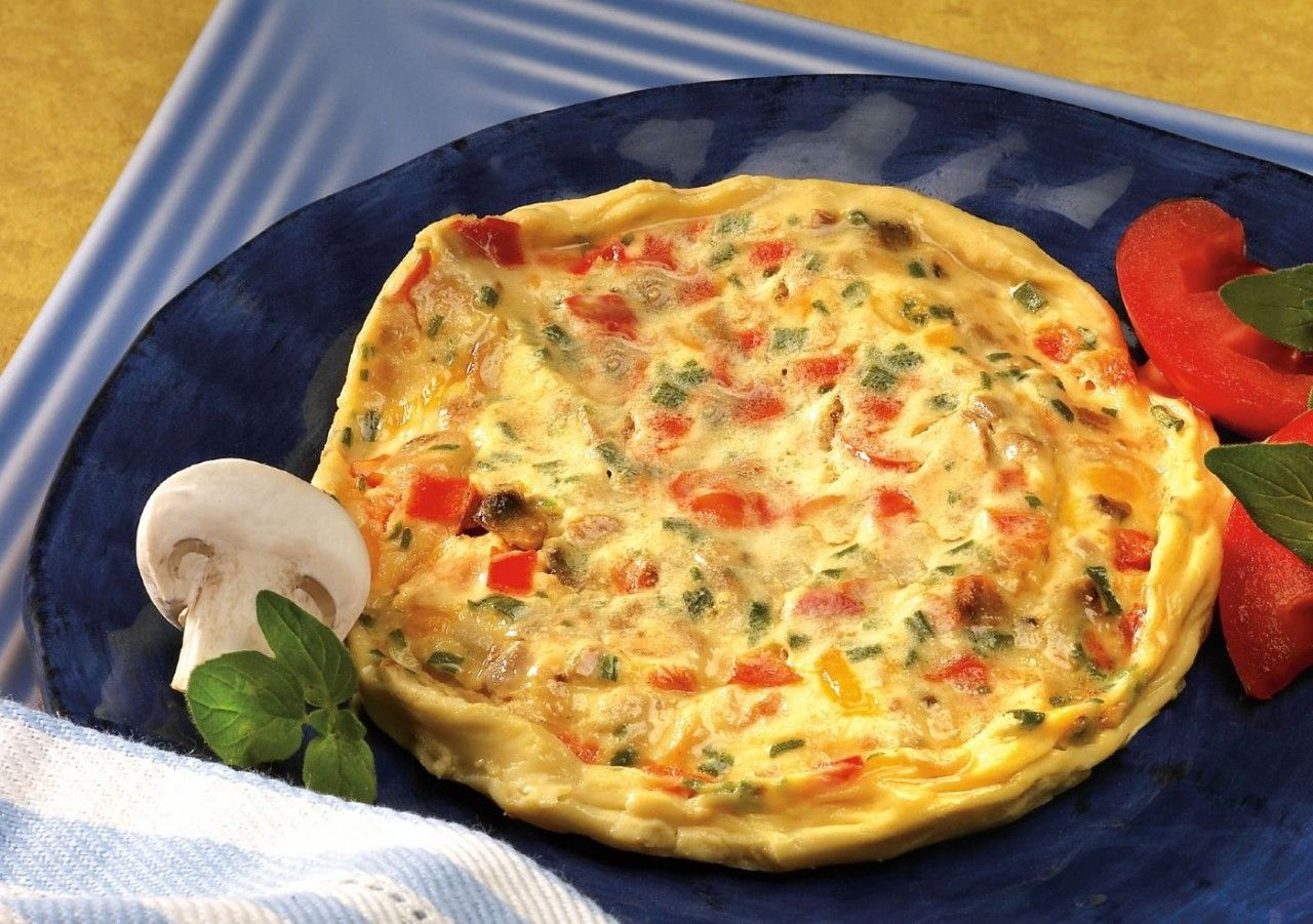 Bariatric Diet Supplements - Vegetable Cheese Omelet (7 ...