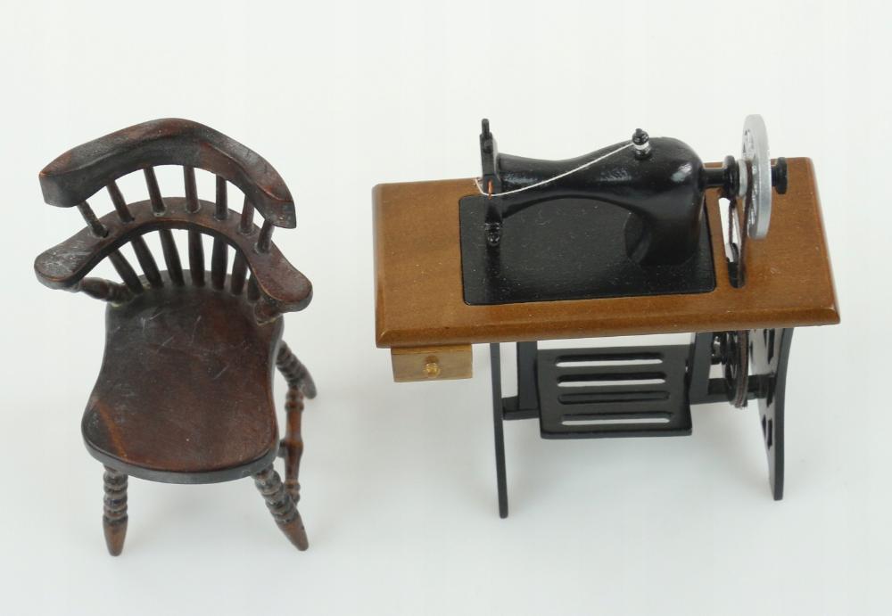 Pchli Targ Miniaturka Maszyna Do Szycia 8755279427 Oficjalne Archiwum Allegro Decor Home Decor Magazine Rack