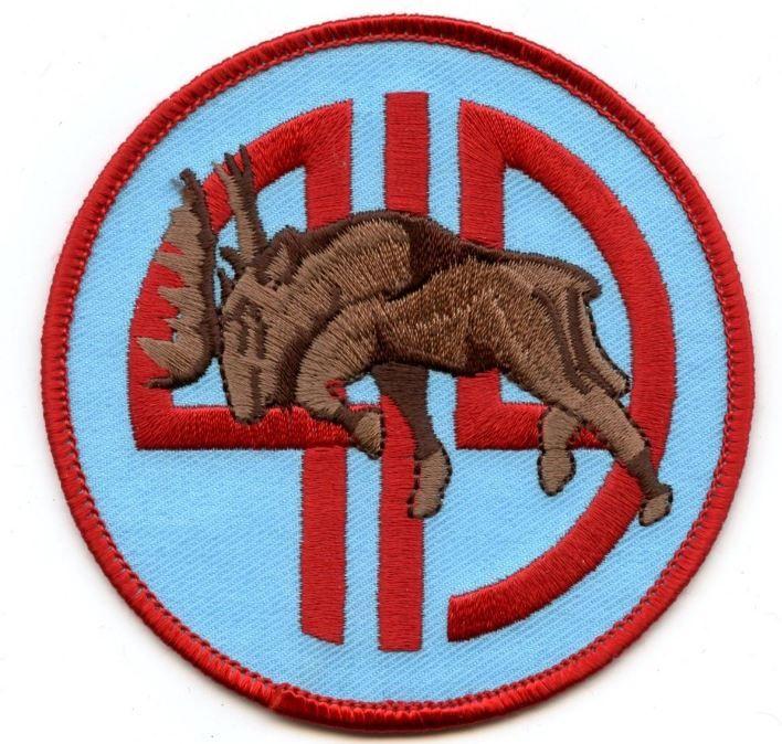 RCAF CAF Canadian 442 Search Rescue Comox Squadron Colour Crest Patch