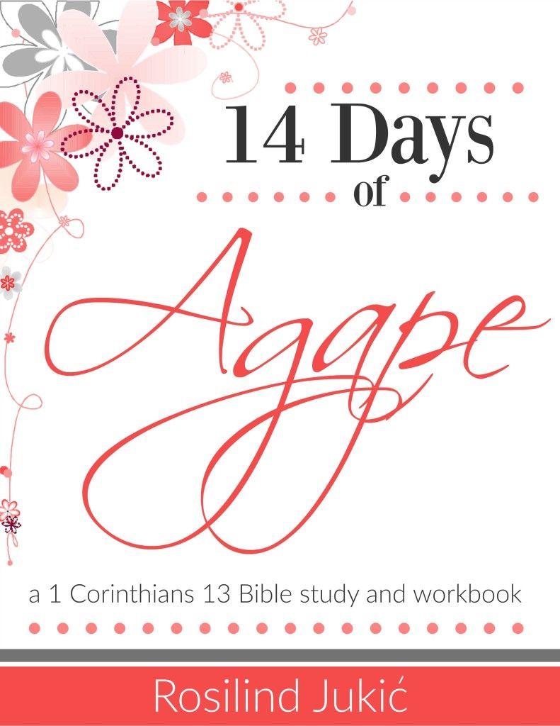 14 Days of Agape - Bible study workbook | Christian Books