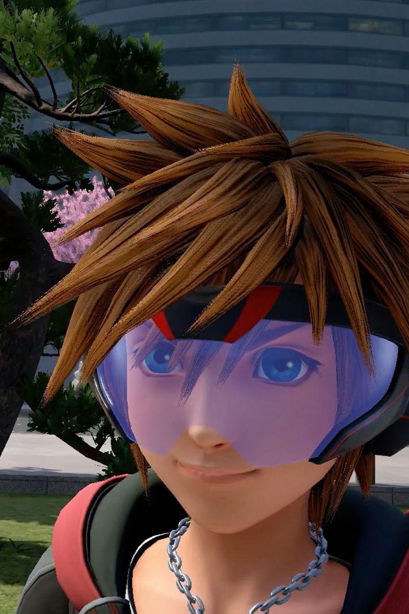 #sora : Kingdom Hearts In High Definition | Kingdom hearts