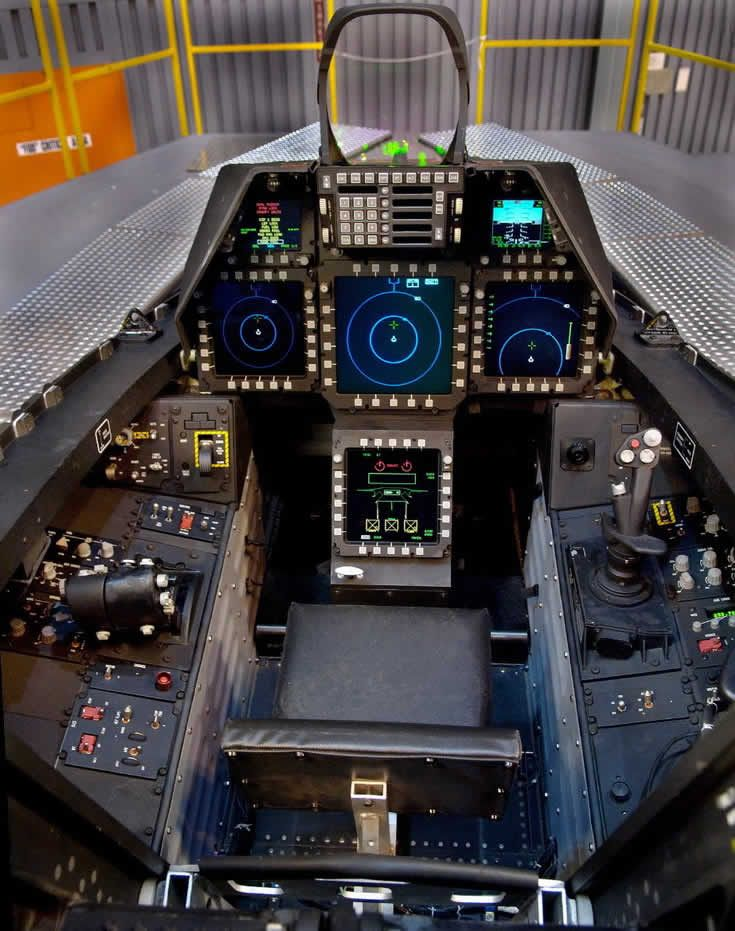 F 22 Raptor Air Force Jet Cockpit Photo Cockpit Fighter Aircraft