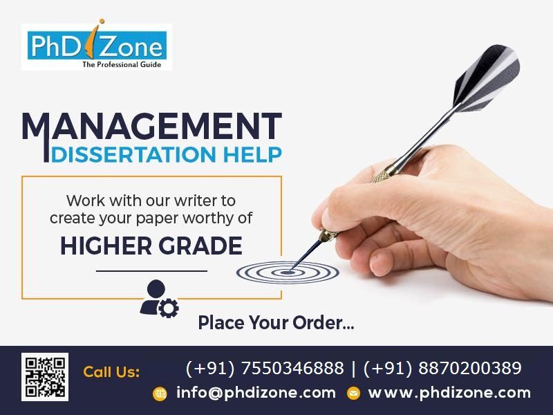 Management Dissertation Writing Service Phd On Quality