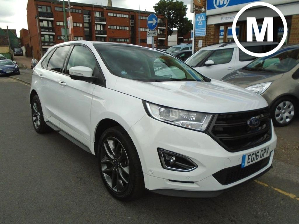 2016 16 Ford Edge 2.0 SPORT TDCI £22,994 FINANCE FROM