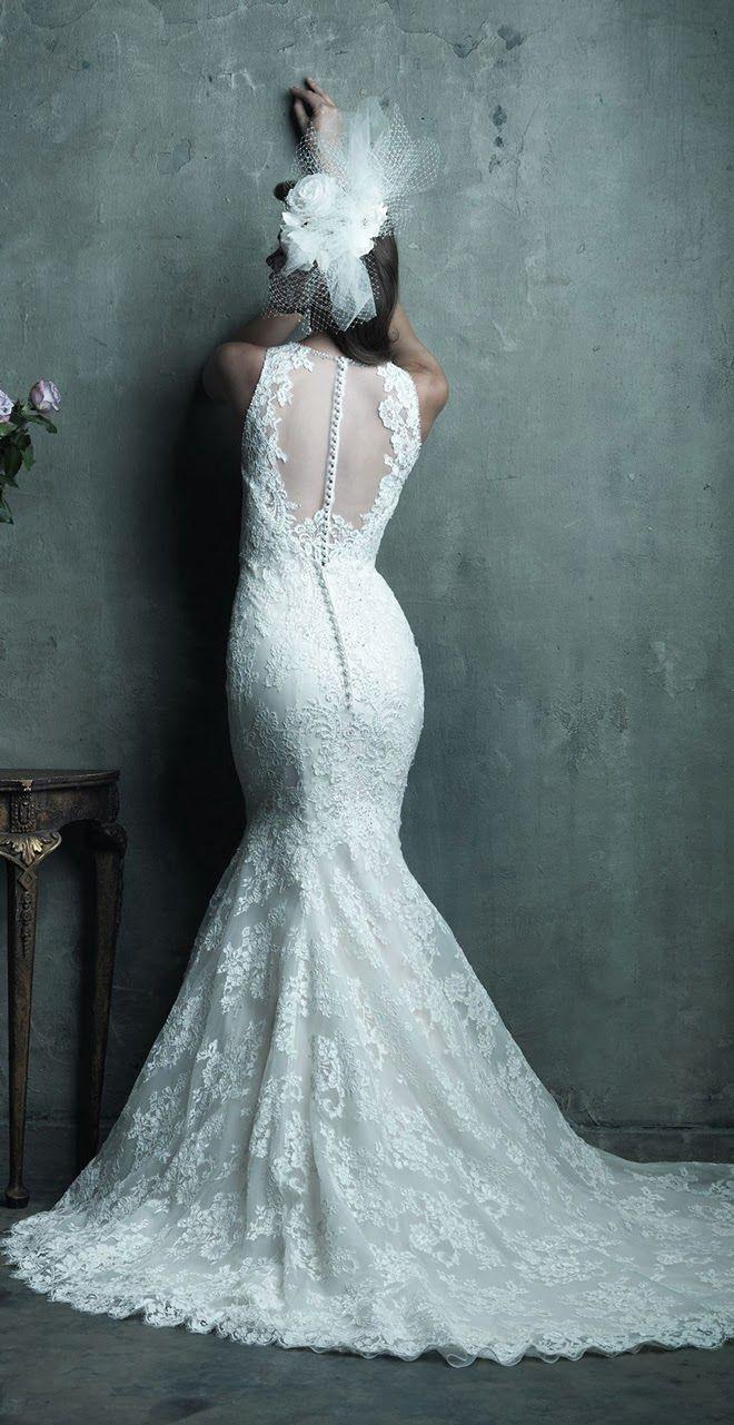 Allure Couture Spring 2014 Bridal Collection | Novios, De novia y ...