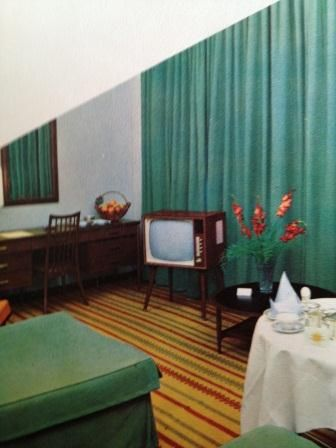 Esplanade Inter Continental Hotel Zagreb Yugoslavia Mr Neal Prince Interior Design Home Decor Design