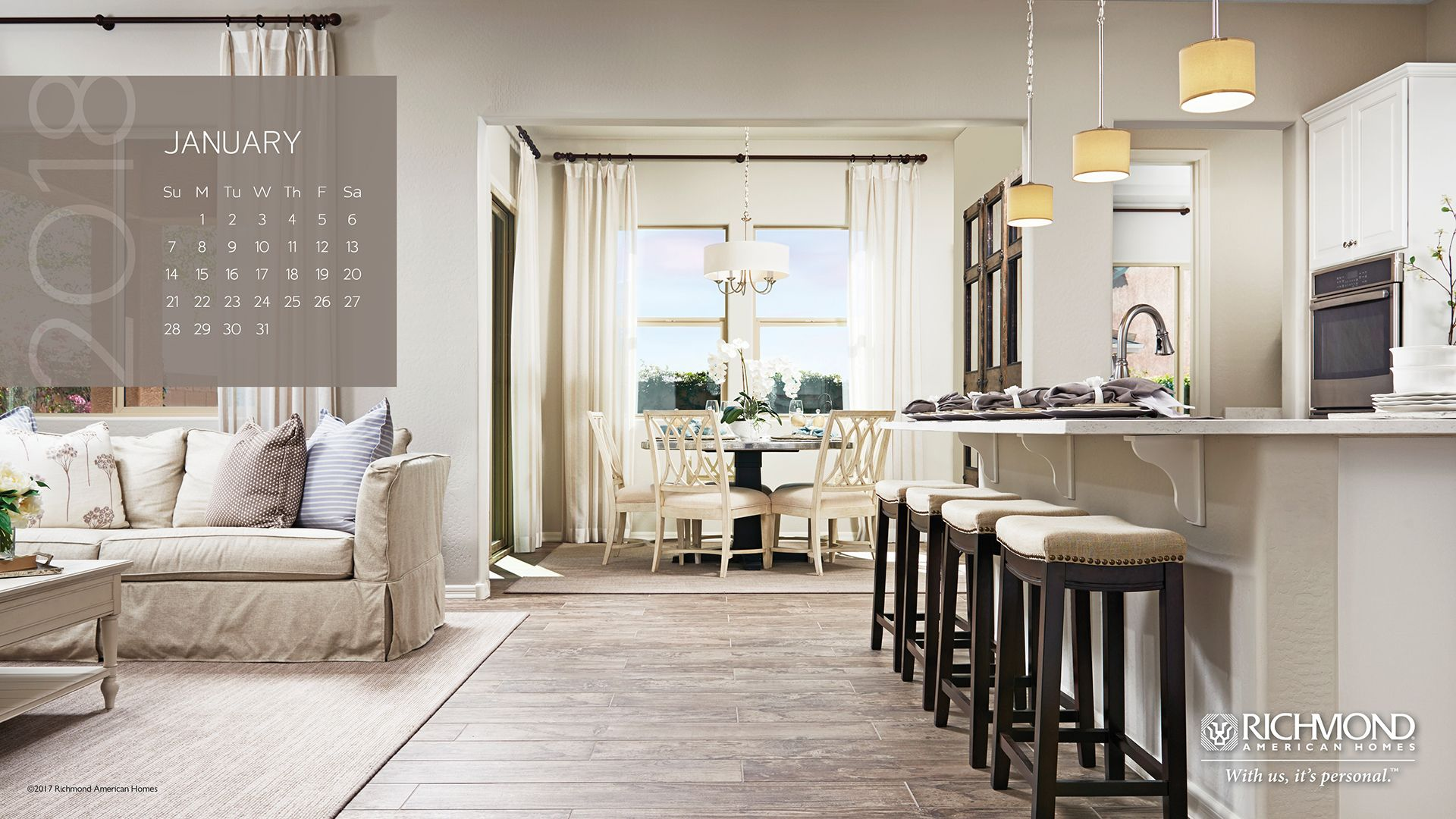 Love looking at gorgeous model homes? Download our free desktop ...