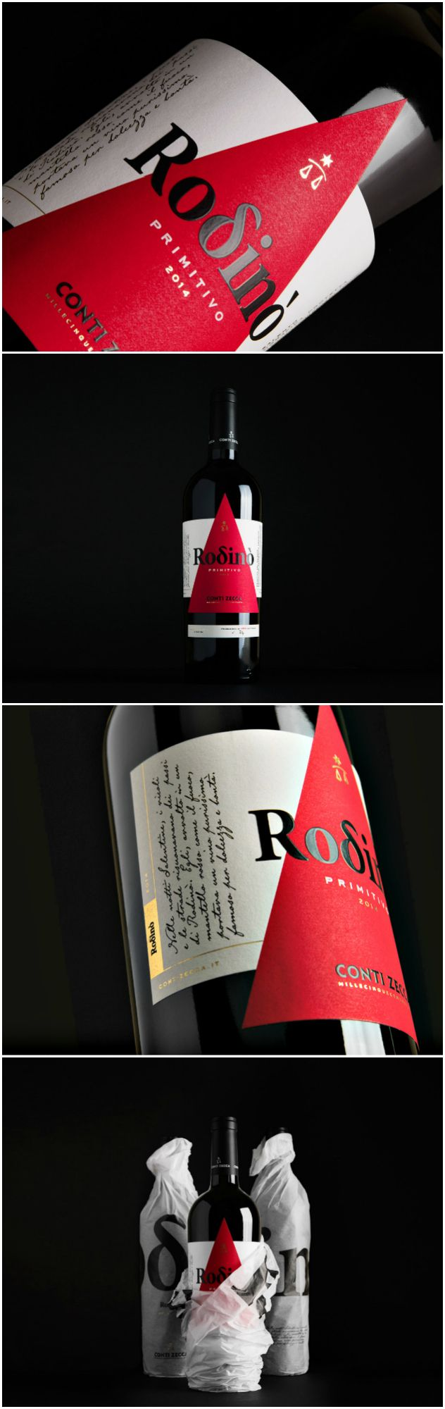 Carosello Lab The Food Pirate Rodino Conti Zecca Wine World Brand Design Society