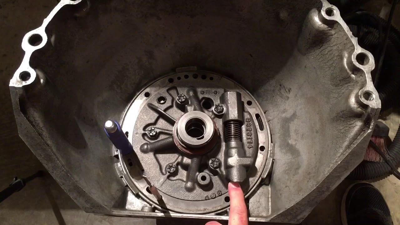 Diy Th400 Pump Alignment Using A Case Tip In 2020 Alignment Pumps Automotive