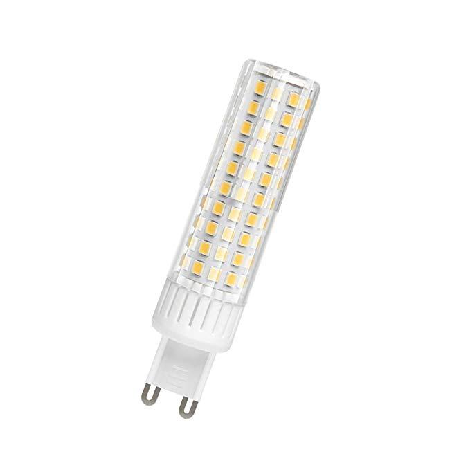 G9 Led Light Bulb 100w Halogen Bulbs Equivalent 1100lm Ac 100