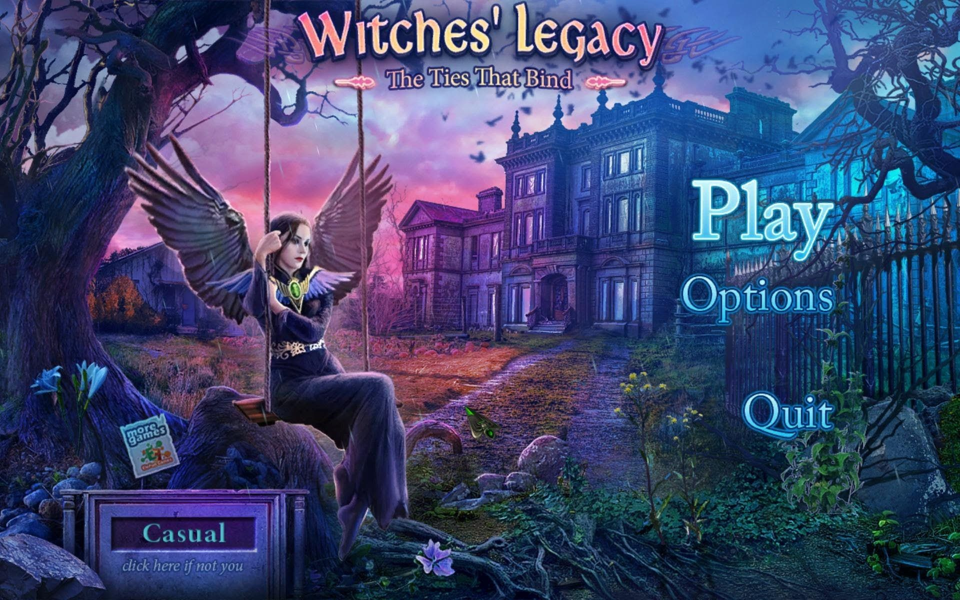 Download Http Wholovegames Com Hidden Object Witches Legacy The Ties That Bind Collectors Edition Html Witches Legacy 4 The Ties That Vedma Kartinki Igry
