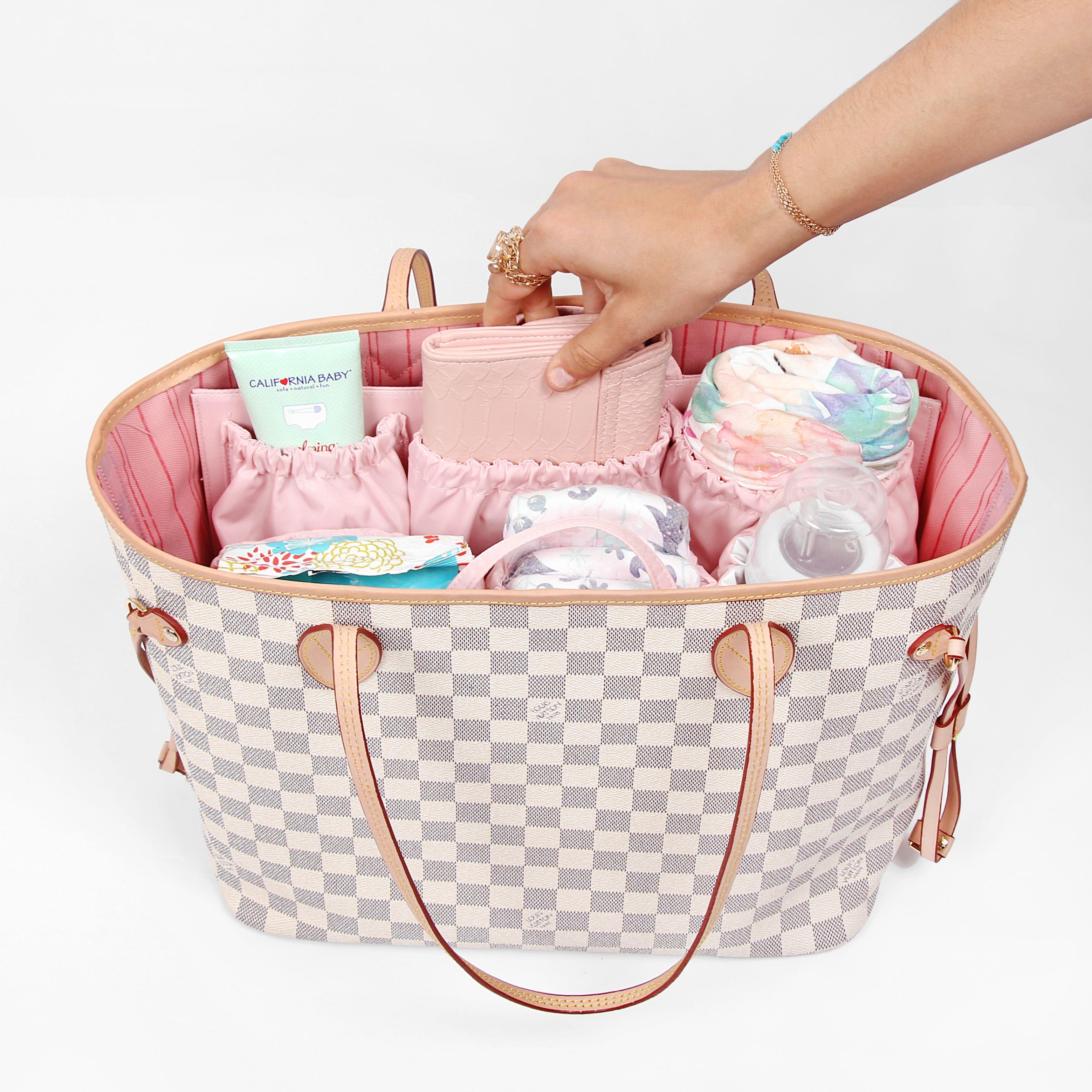 Neverfull Mm Totesavvy Original Baby Girl Diaper Bags Girl Diaper Bag Baby Diaper Bags