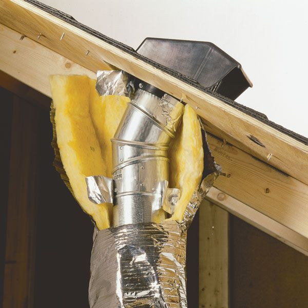 10 Roof Problems And What To Do About Them Bathroom Exhaust Bathroom Vent Exhaust Fan Vent