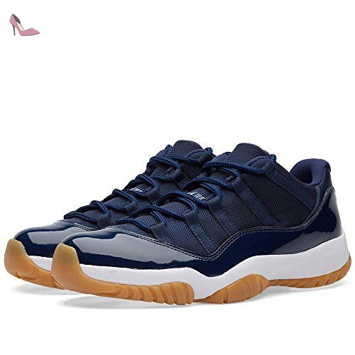 Nike Air jordan 11 retro low - Chaussures de basket-ball, Homme, Couleur