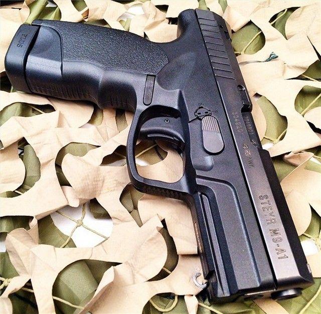 STEYR M9 M9-A1 9mm NIB NO RESERVE NR M9A1 TACTICAL : Semi