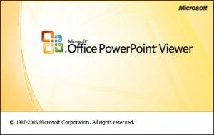 microsoft powerpoint viewer free download