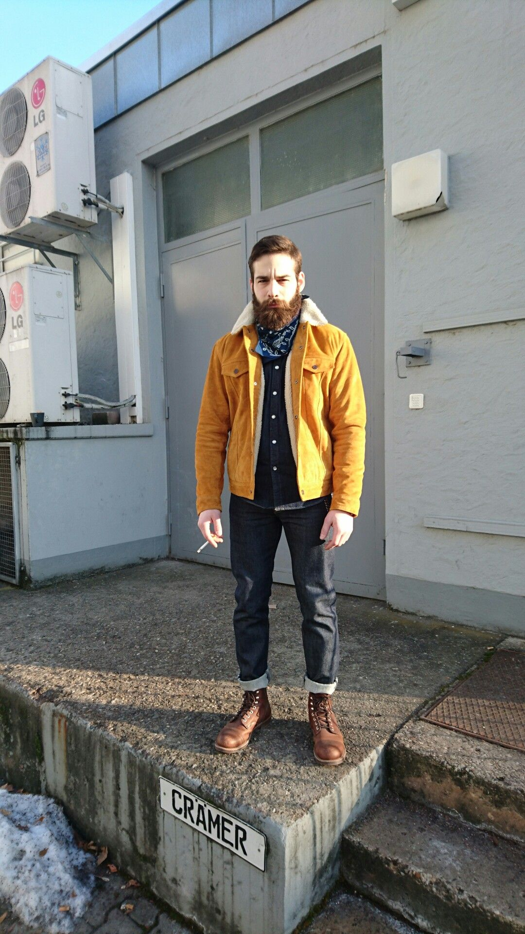 52edf58a4ae Rugged Stark - Levis Outfit