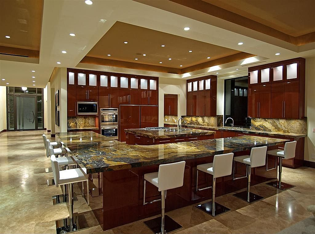 Modern Home Decor Wants To Present Today Summer Trends For A Modern Kitchen  Design.