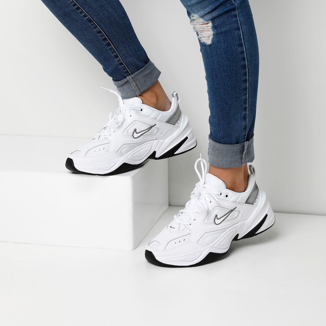 Nike M2K Tekno in weiss BQ3378 100 | everysize en 2020 ...