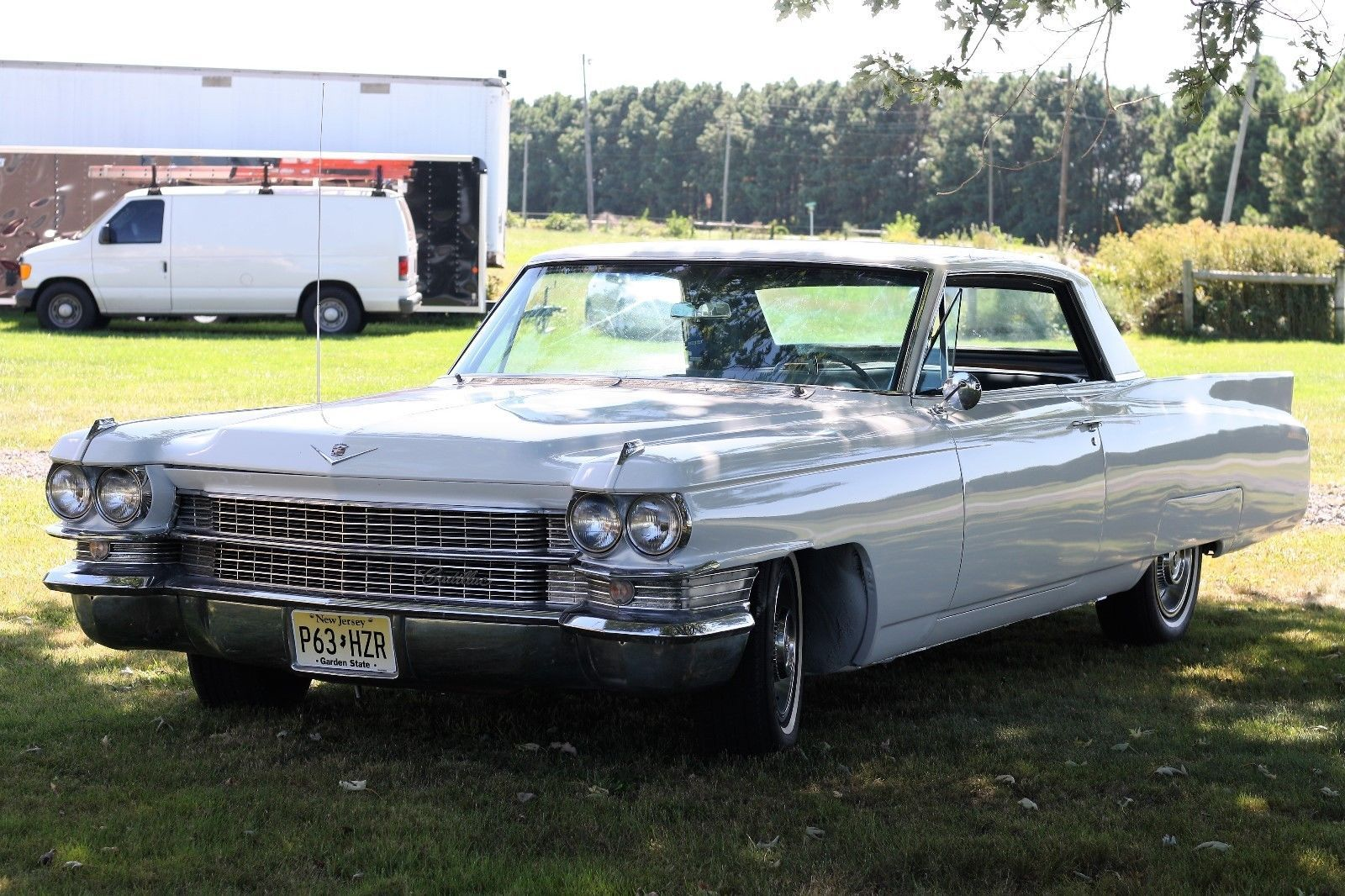 very smooth 1963 Cadillac Coupe DeVille | Cadillacs for sale ...