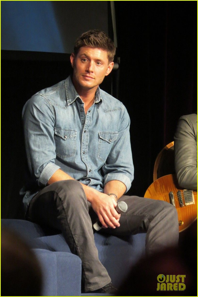Jensen ackles convention google search how i want to dress jensen ackles convention google search kristyandbryce Images