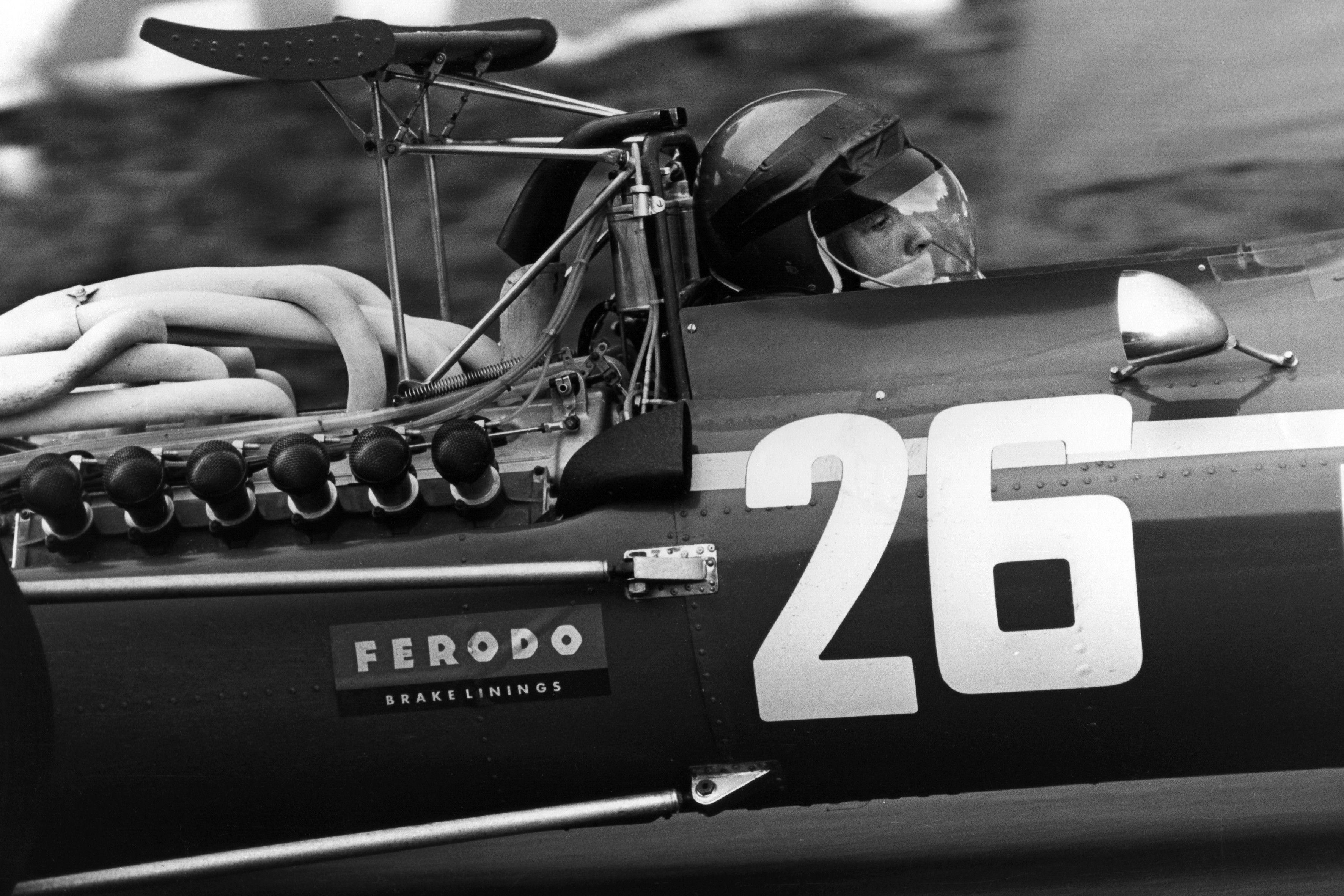 Fotos Temporada 1968 de Fórmula 1 Ferrari racing