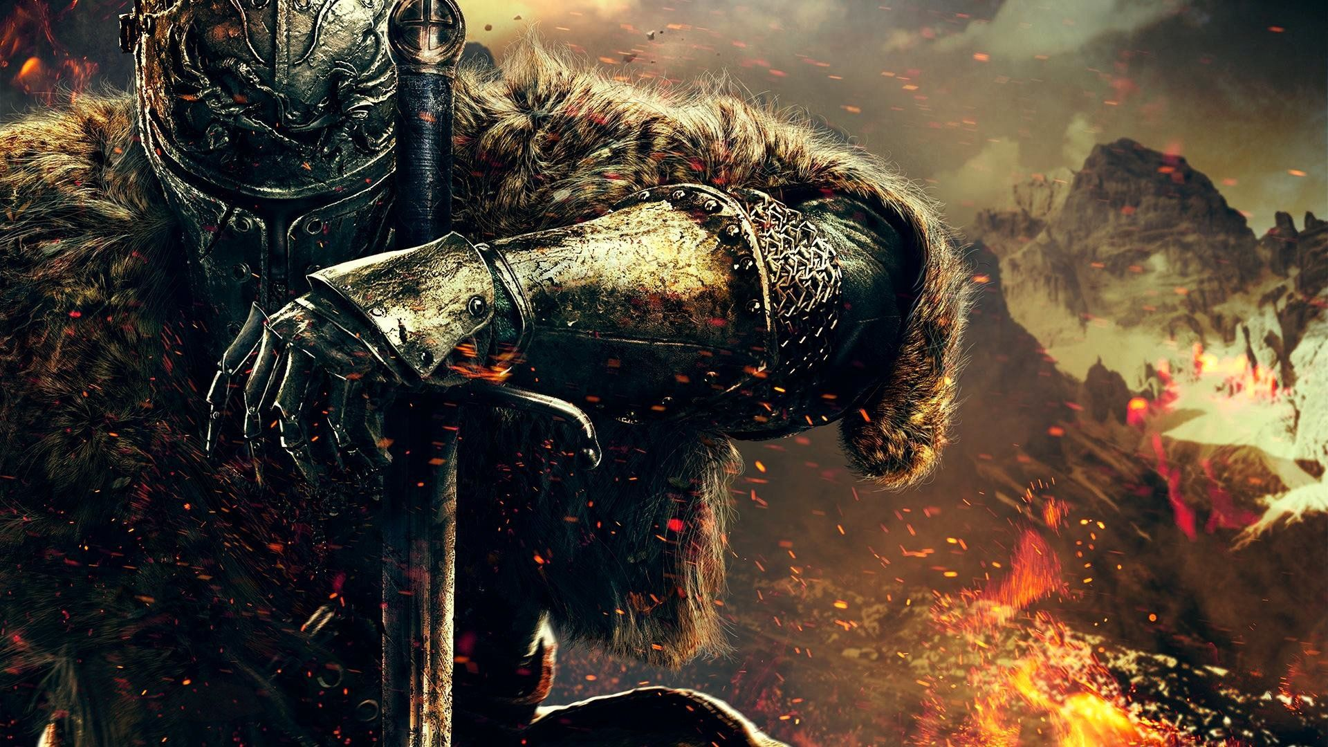 Dark Souls 3 Hd Wallpaper: Dark Souls & Blood Born