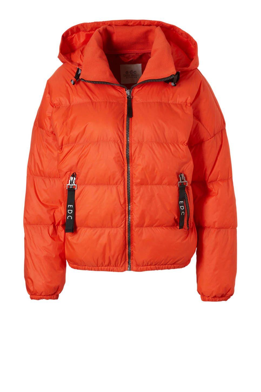 0b8898226cc edc Women tussen jas #wehkamp #jas #oranje #orange #coat #women ...
