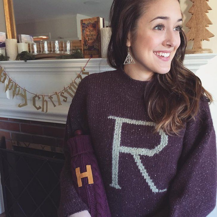Wear a Weasley Sweater During the Holidays | Weasley sweater and ...