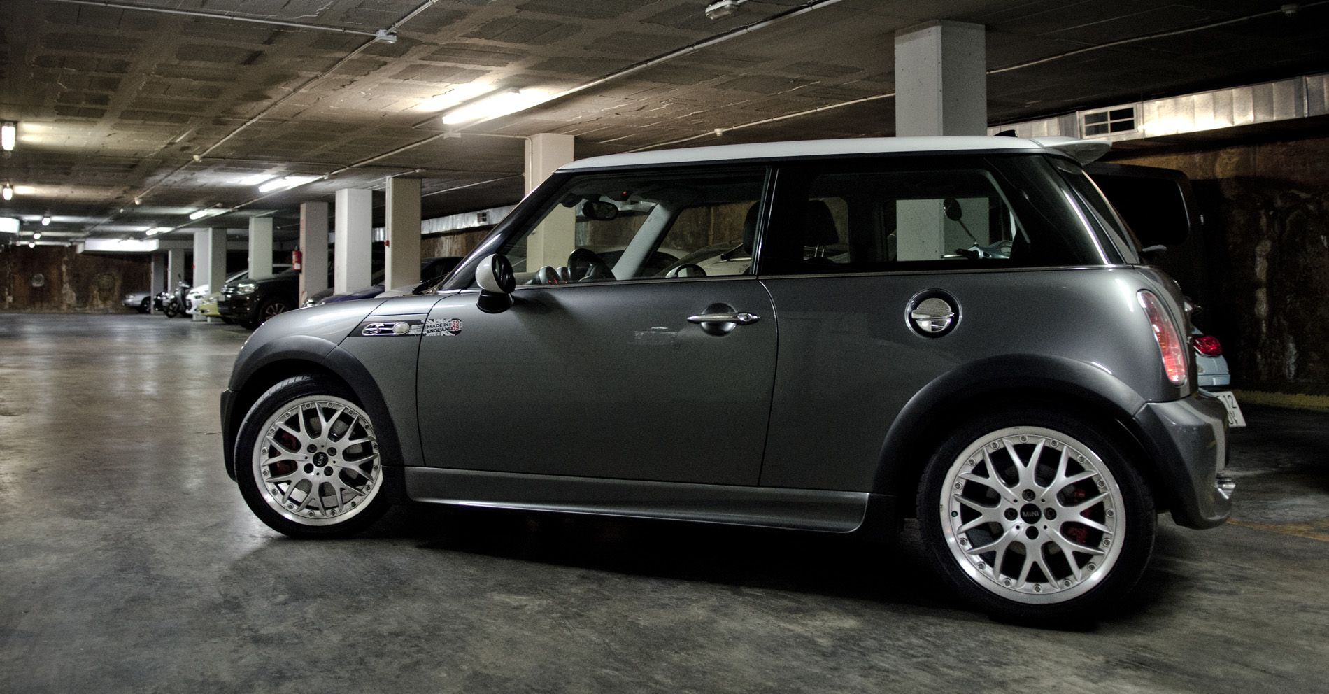 my r53 mini cooper s john cooper works favorite cars. Black Bedroom Furniture Sets. Home Design Ideas