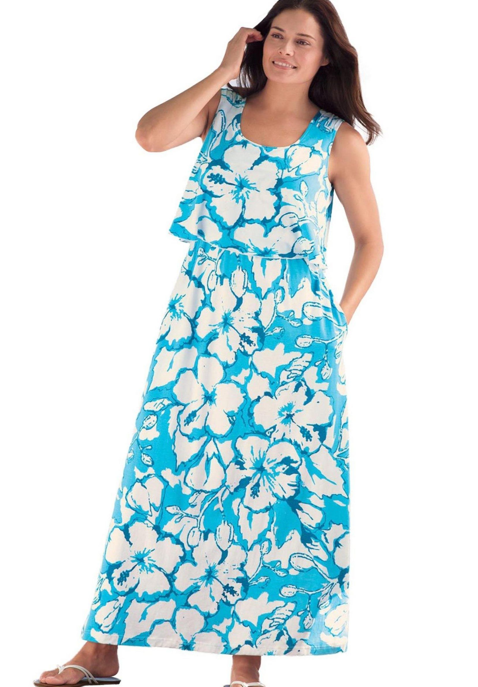 80+ Hawaiian prints Dresses for Women ideas | Tropical Dresses ...