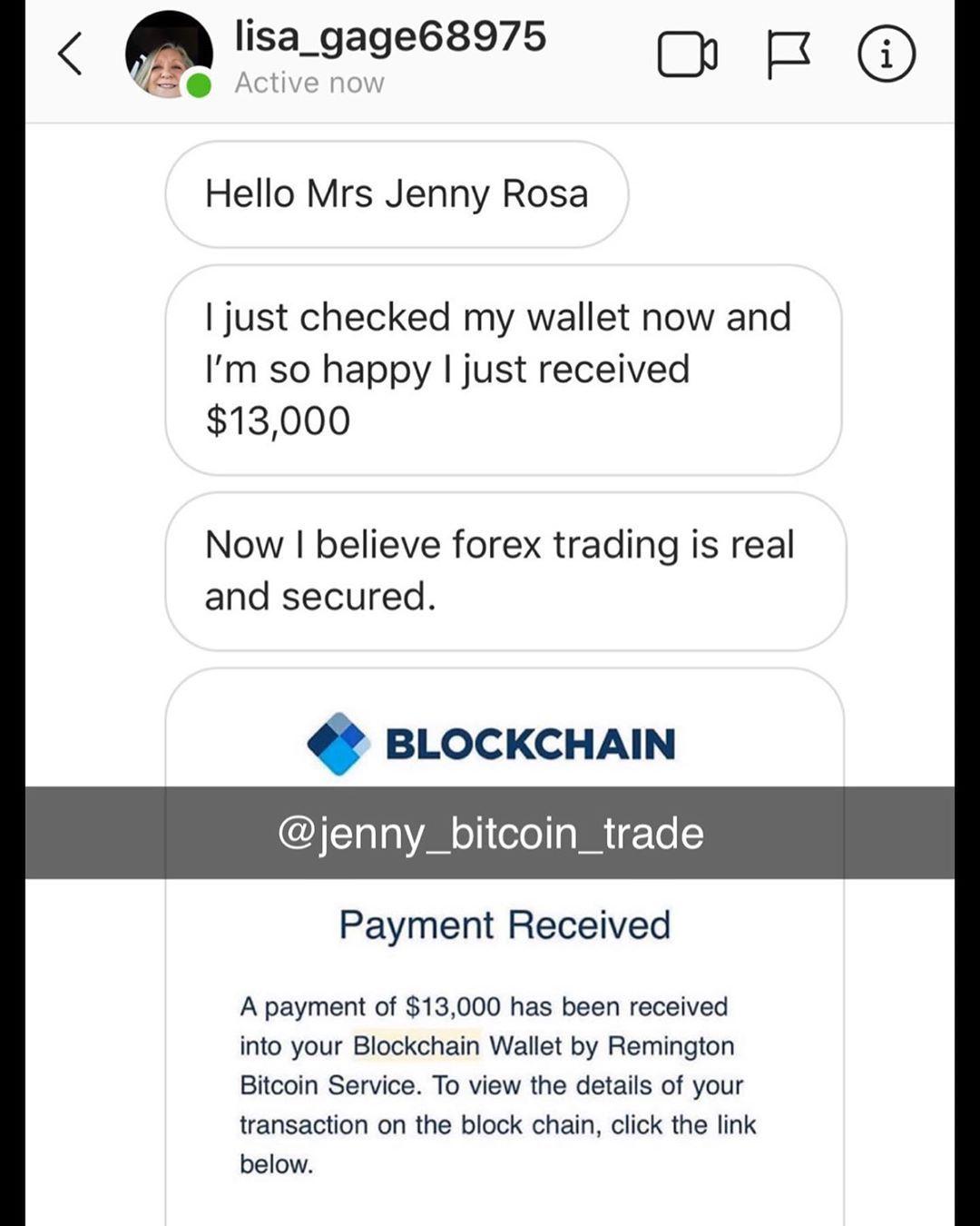 ana rosa bitcoin trader