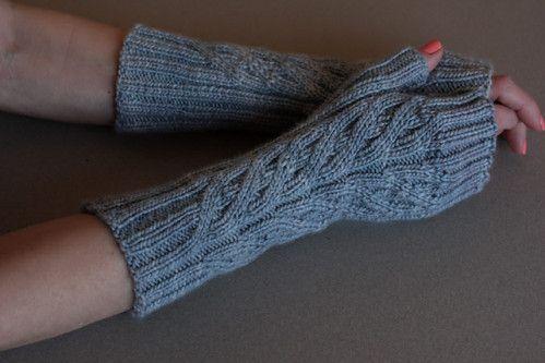 tricoter gants