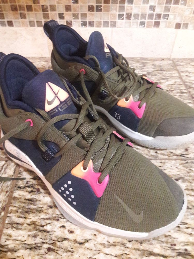 Nike Pg2 size 7.5  fashion  clothing  shoes  accessories  mensshoes . 99cd87d79