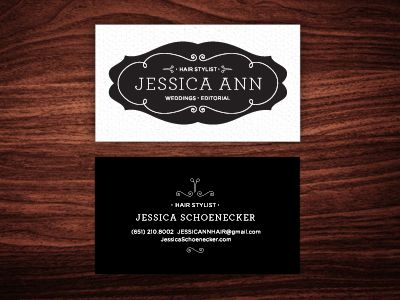 17 Best images about Hairdresser Business Card on Pinterest ...