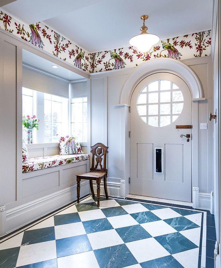 Idée Déco Entrée Maison Et Appartement - Allier Esthétique Et