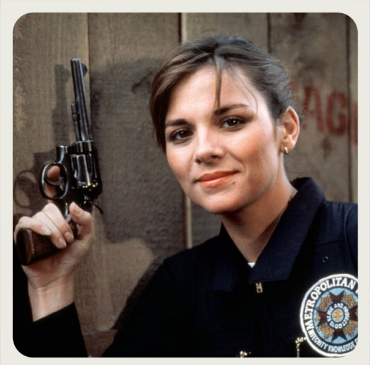 Pin By Richmondes On Police Academy Kim Cattrall Police Academy Young Kim