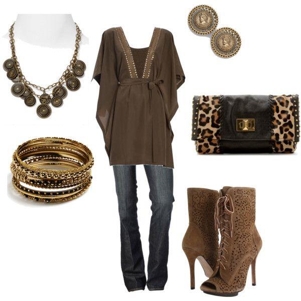 love shirt and jewelry