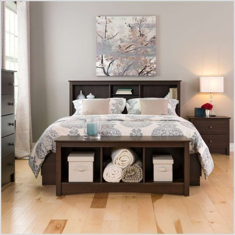 Clever Ideas To Use Bedroom Furniture For Storage  Bedrooms Unique Used Bedroom Furniture Decorating Design