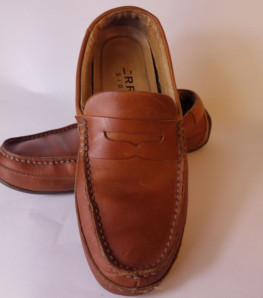 503439052 Sperry Top-Sider Men's Leather Hampden Penny Loafers US Size 8.5 M  Pre-owned. #fashion #clothing #shoes #accessories #mensshoes #casualshoes  (ebay link)