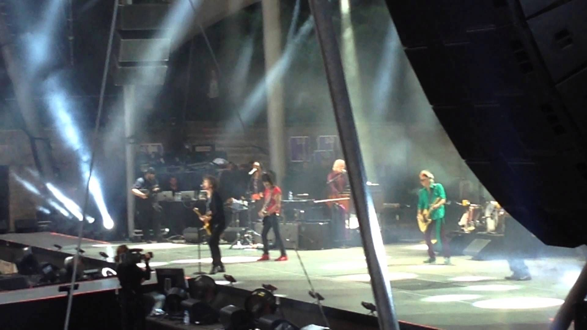 The Rolling Stones - Doom and gloom @ Waldbuhne Berlin 10.06.14