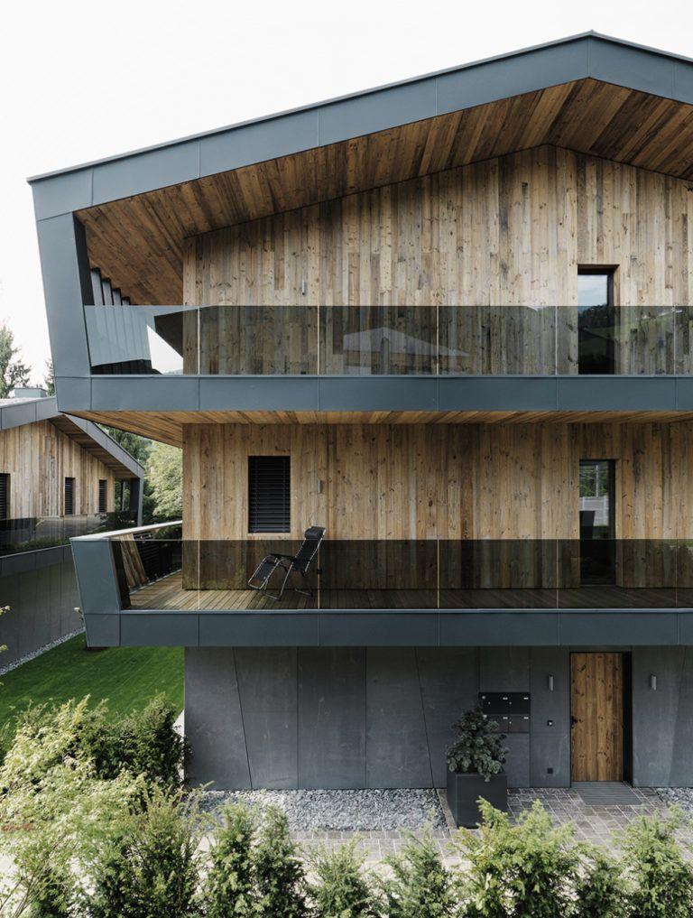 Photo of Reithergasse Residenzen • Fassade & Architektur