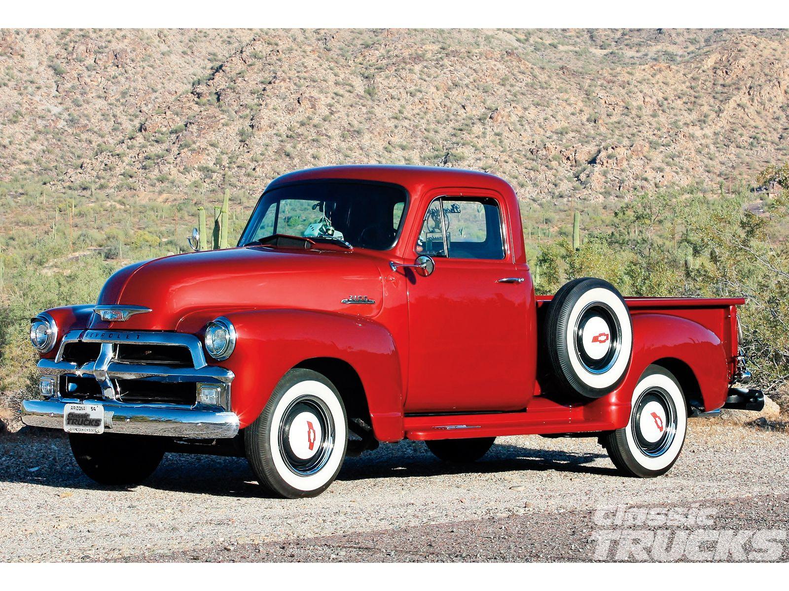 1954-chevy-3100-front-three-quarter.jpg (1600×1200)   Machines ...