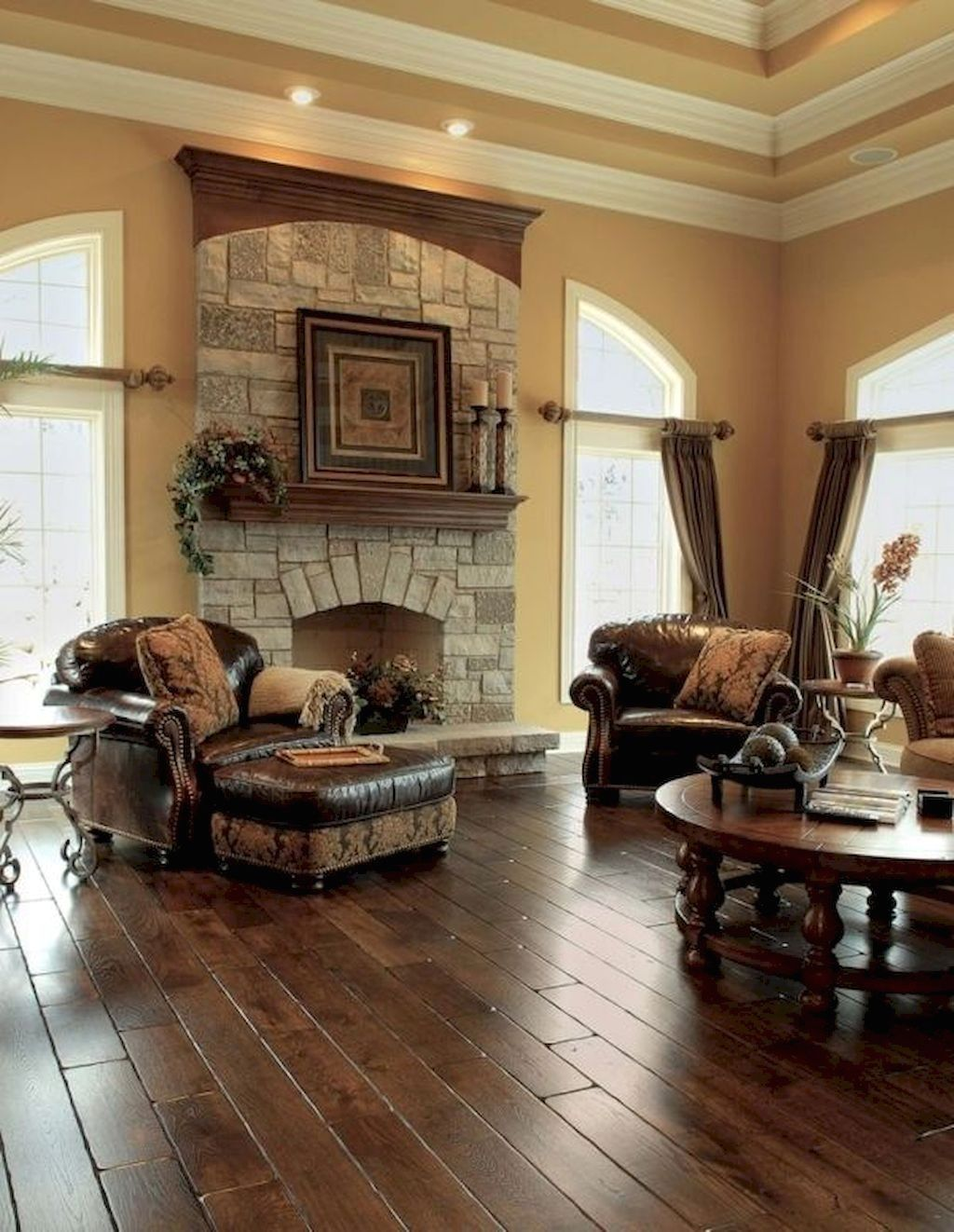 Creating A Rustic Living Room Decor: 29 Creative DIY Rustic Living Room Ideas You Can Create