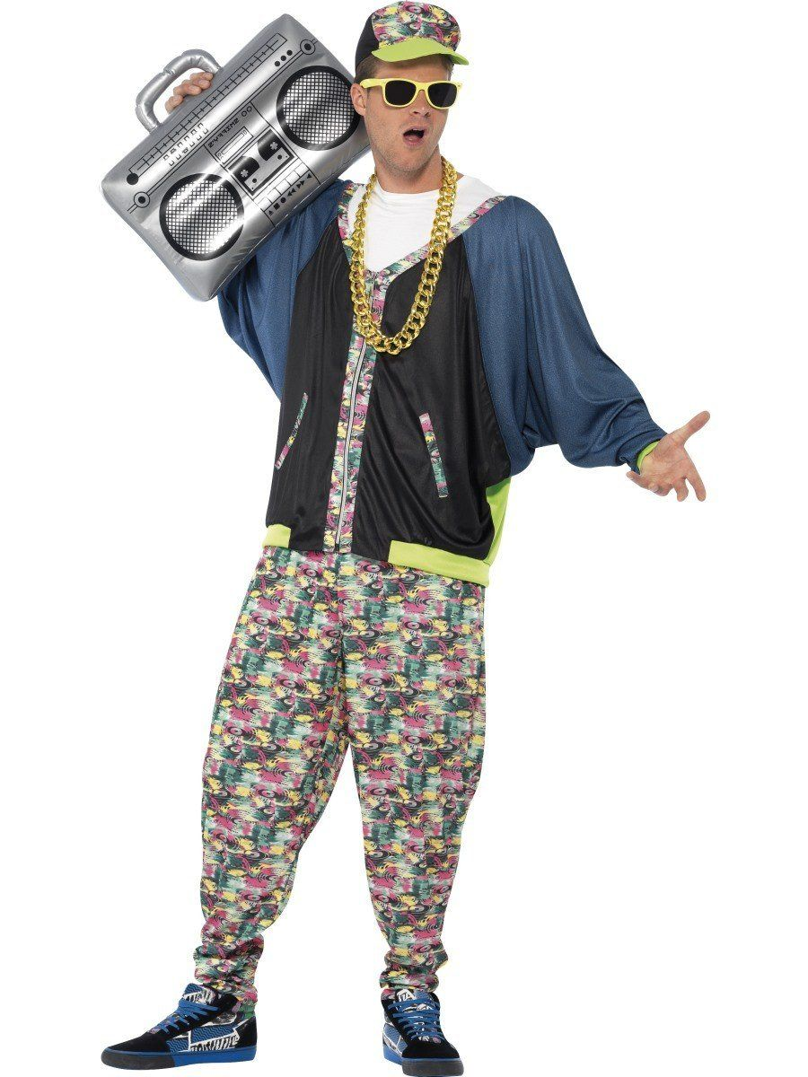 80s Breakdancer Costume Hip hop costumes, 80s party